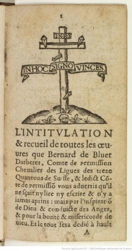 L'intitulation_et_recueil_de_toutes_[...]Bluet_d'Arbères_bpt6k1510334g.JPEG